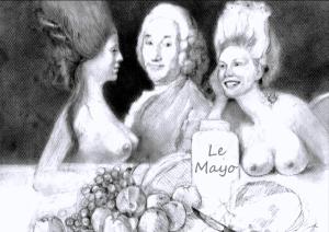 Armand de Vignerot-mayonnaise